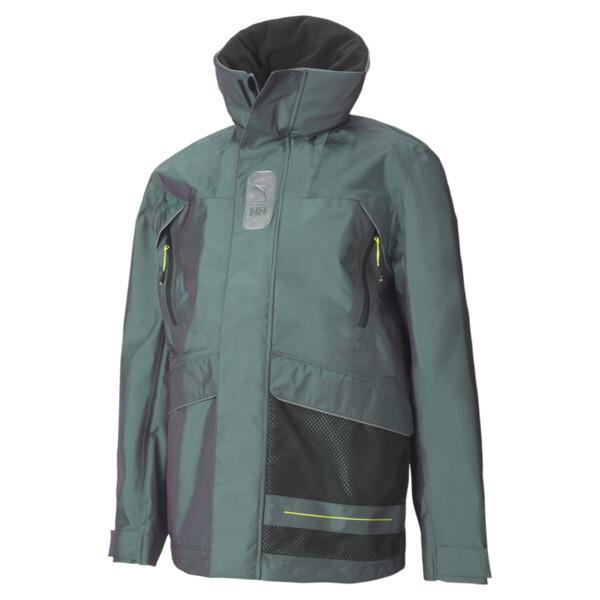 puma x helly hansen tech men's jacket in trellis, size s