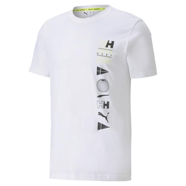 Puma X Helly Hansen Men's T-Shirt In White, Size S