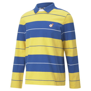 Image PUMA PUMA x THE HUNDREDS Crew Neck Men's Polo Shirt