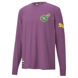 Image PUMA PUMA x THE HUNDREDS Long Sleeve Men's Tee