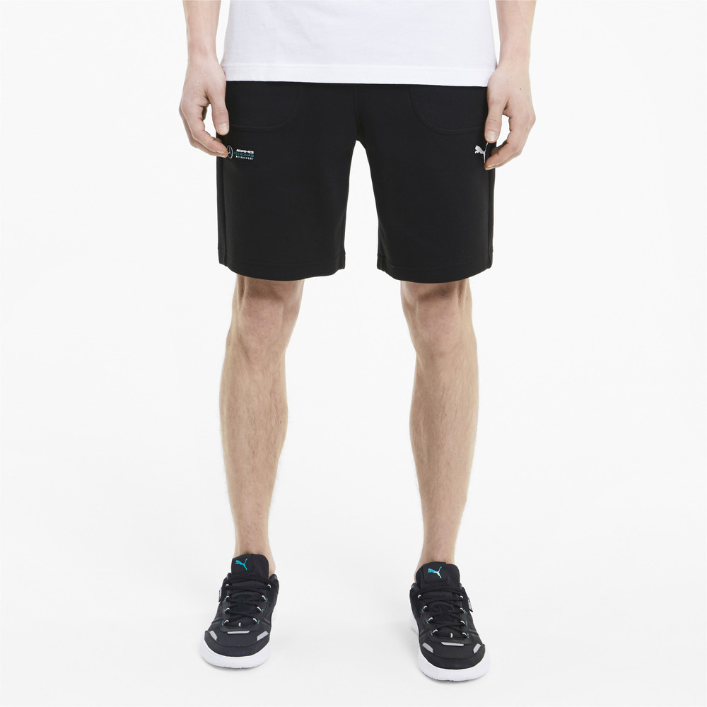 Image Puma Mercedes Men's Sweat Shorts #1