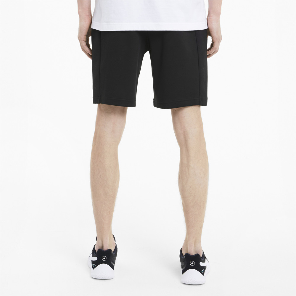 Image Puma Mercedes Men's Sweat Shorts #2