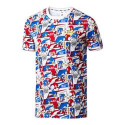 PUMA x SONIC Desenli Erkek T-Shirt
