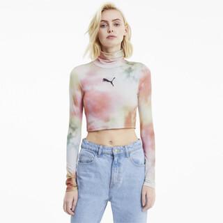 Image Puma Evide Printed Long Sleeve Women's Top