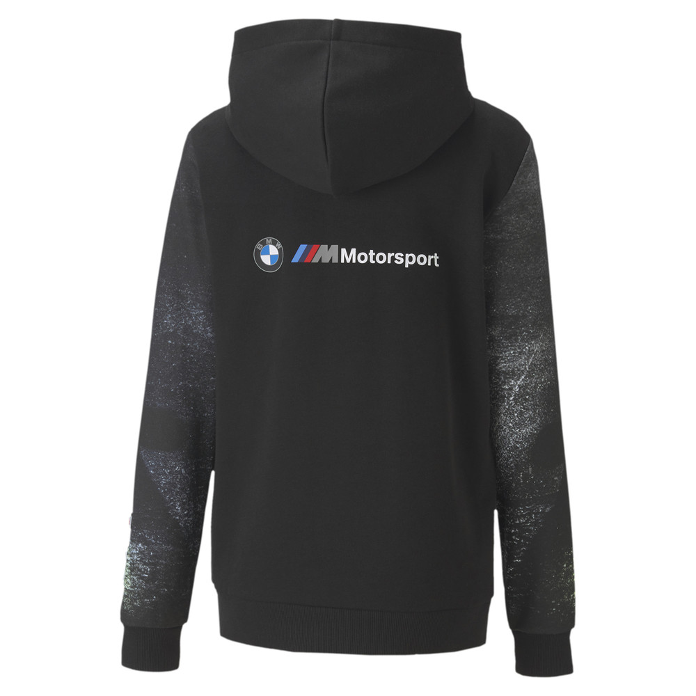 Image Puma BMW M Motorsport Youth Street Hoodie #2