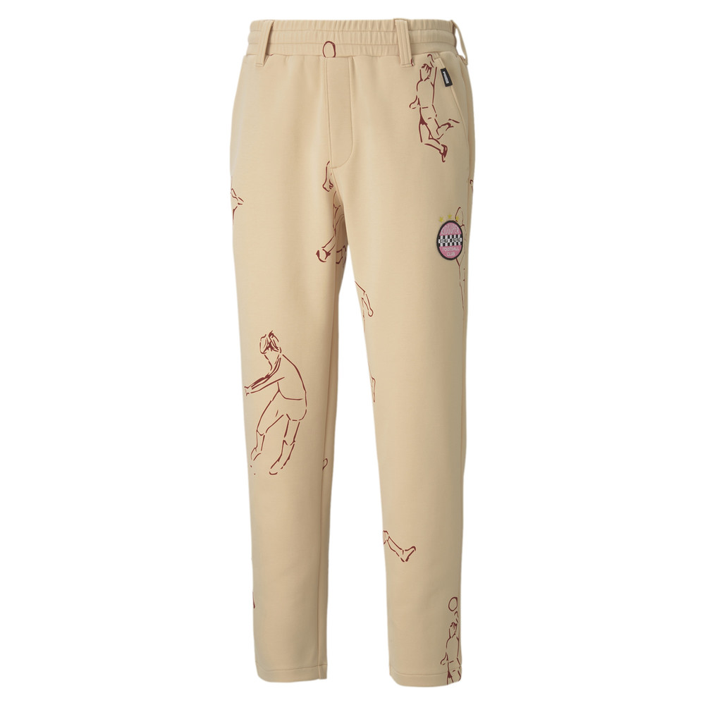 Image Puma PUMA x KIDSUPER Men's Tailored Pants #1