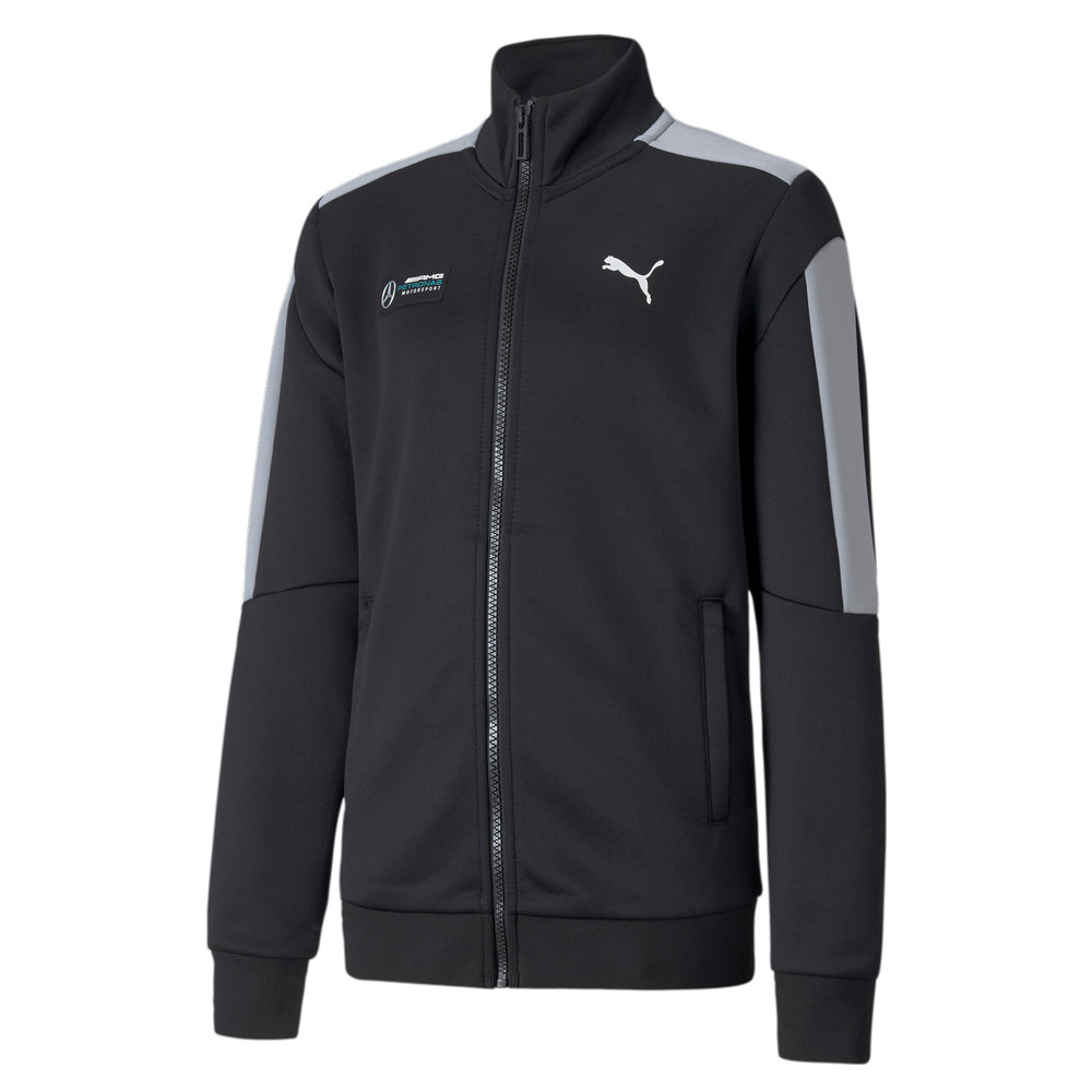 Image Puma Mercedes T7 Youth Track Jacket #1