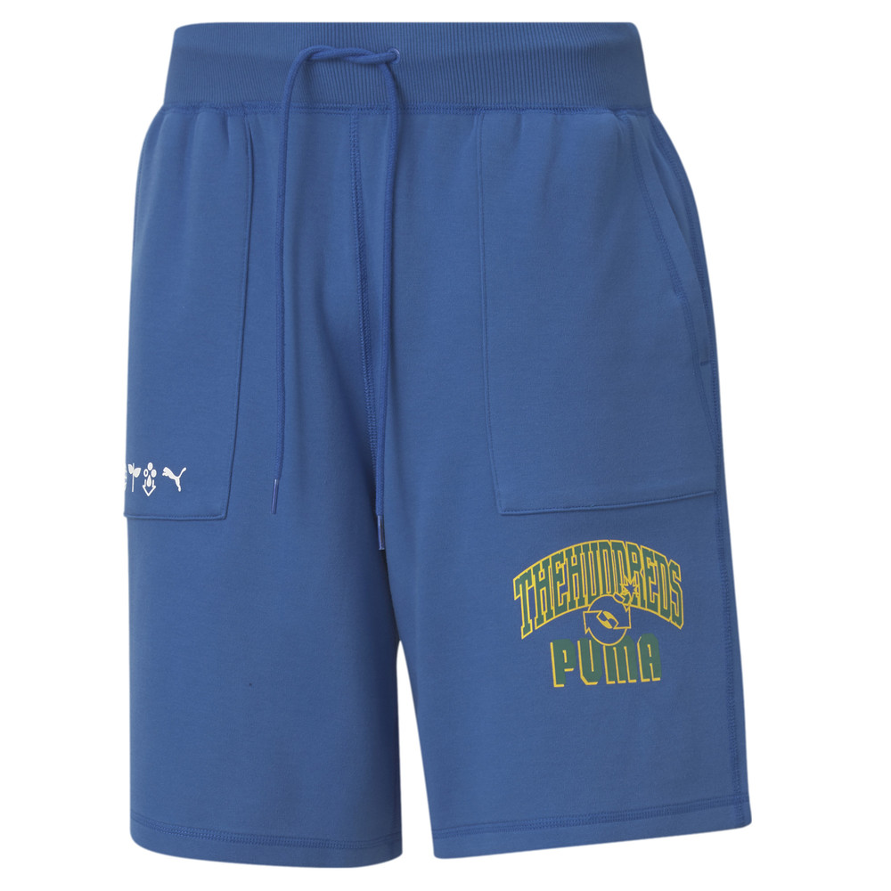Image PUMA PUMA x THE HUNDREDS Reversible Men's Shorts #1