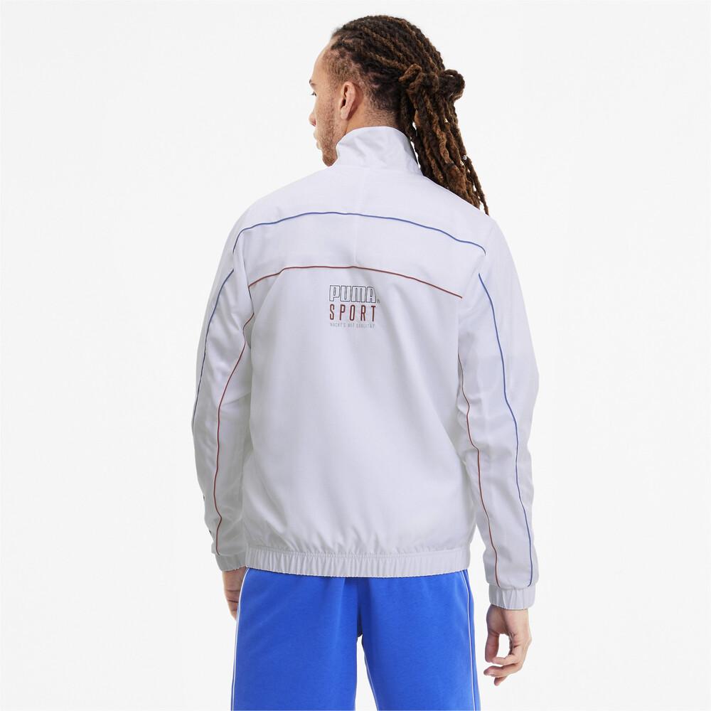 Image PUMA Tailored for Sport Men's Track Jacket #2