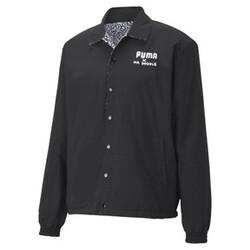 PUMA x MR DOODLE Reversible Men's Coach Jacket