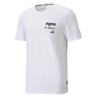 Image PUMA PUMA x MR DOODLE Camiseta Masculina
