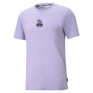Image PUMA PUMA x MR DOODLE Camiseta Relaxed Masculina