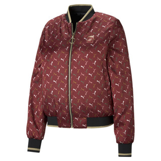 Image PUMA PUMA x CHARLOTTE OLYMPIA Reversible Women's Bomber Jacket