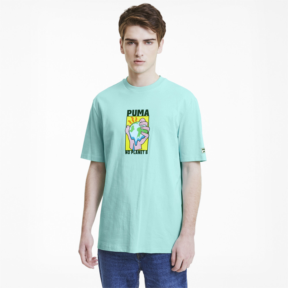 Image PUMA Downtown Graphic Men's Tee #1