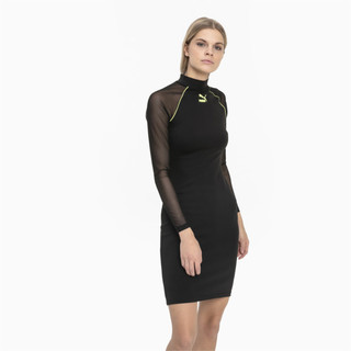 Görüntü Puma Tech Clash Uzun Kollu Kadın Elbise