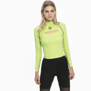 Görüntü Puma Tech Clash Uzun Kollu Kadın T-Shirt