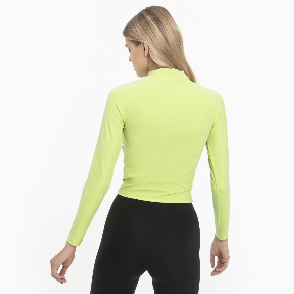 Görüntü Puma Tech Clash Uzun Kollu Kadın T-Shirt #2