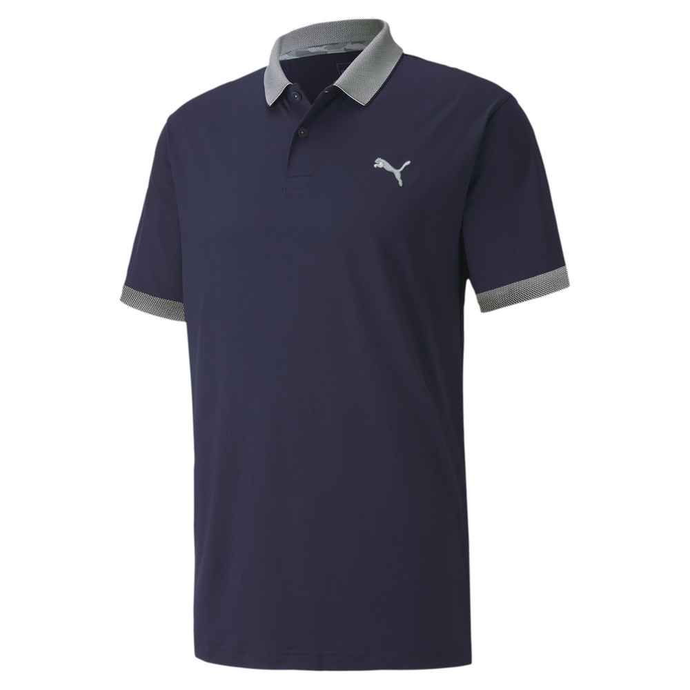 Image PUMA Lions Men's Golf Polo Shirt #1