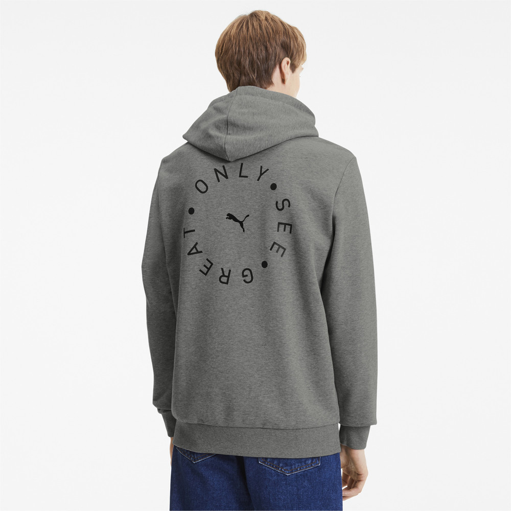 Image Puma Only See Great Men's Hoodie #2