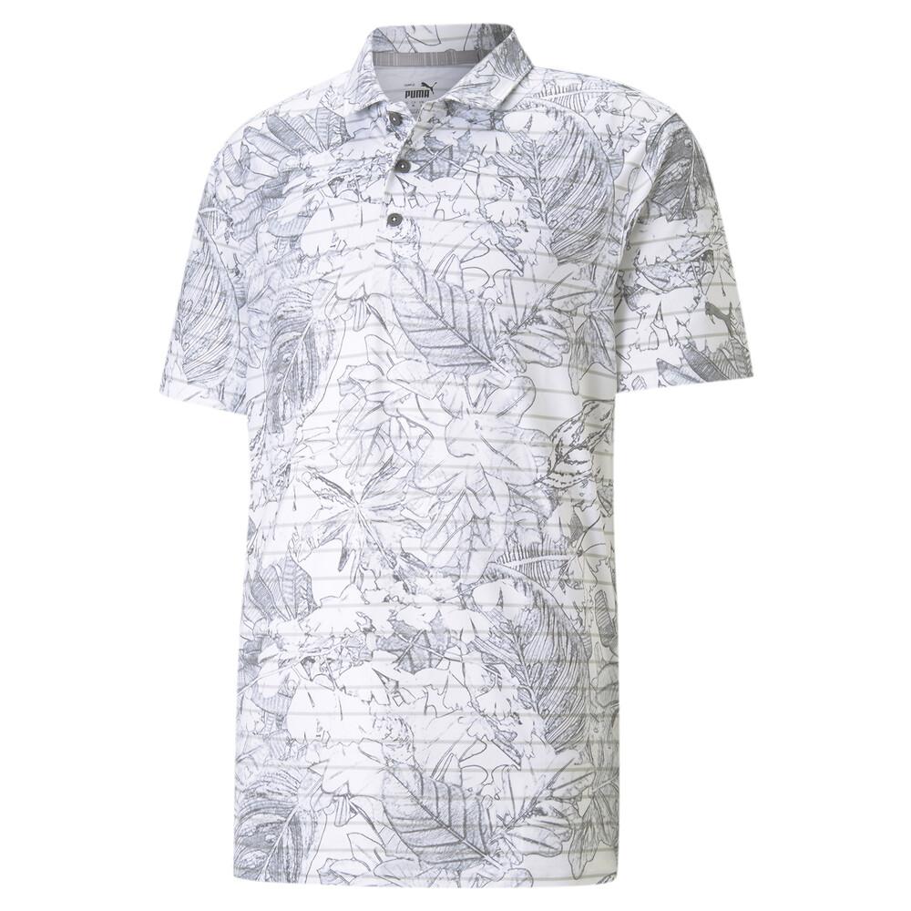 Image PUMA CLOUDSPUN Aerate Men's Golf Polo Shirt #1