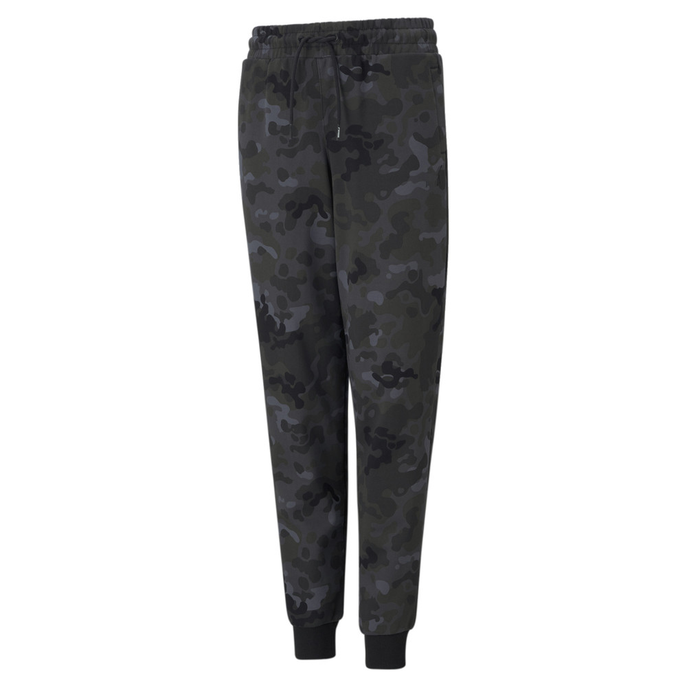 Image PUMA Classics Graphic Youth Sweatpants #1
