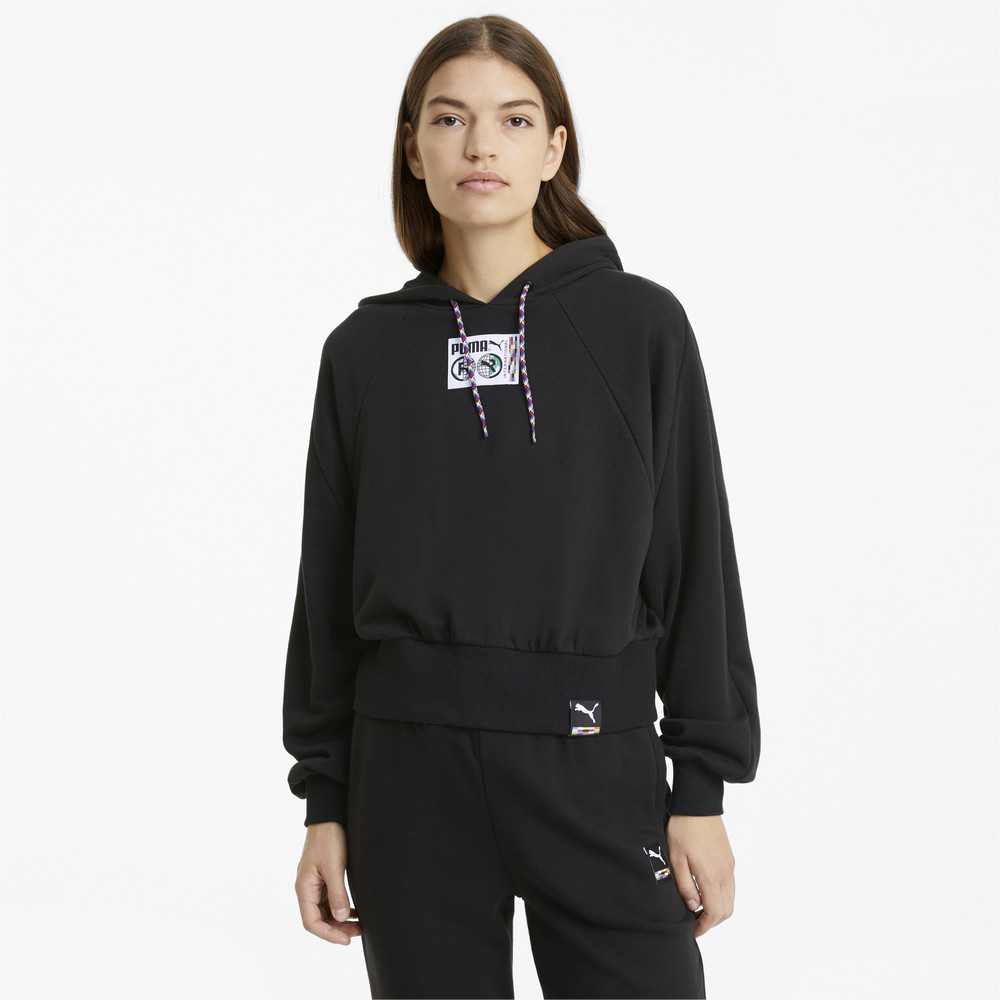 Image PUMA PUMA International Women's Hoodie #1