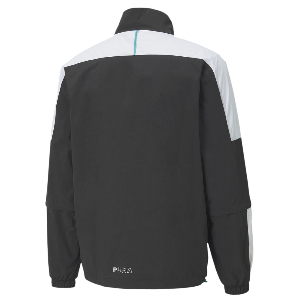 Зображення Puma Олімпійка Parquet Warm Up Men's Basketball Jacket #2