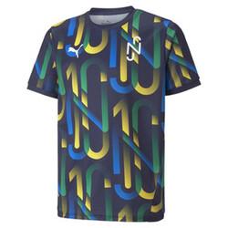 Neymar Jr Future Printed Youth Football Jersey