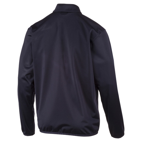 Blouson de survêtement pour le football Poly Esquadra, new navy-new navy, large
