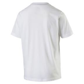 Thumbnail 2 of T-Shirt de football Esquadra Leisure, white-black, medium