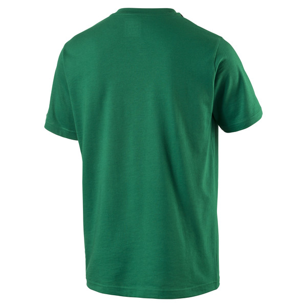 T-Shirt de football Esquadra Leisure, power green-black, large