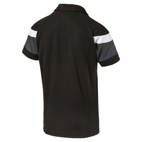 Thumbnail 2 of Football Spirit II Polo, black-white, medium