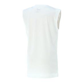 Thumbnail 2 of キッズ ジュニアSLインナーシャツ タンクトップ, Puma White, medium-JPN