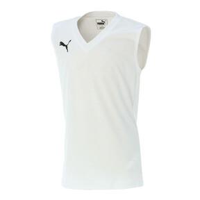 Thumbnail 1 of キッズ ジュニアSLインナーシャツ タンクトップ, Puma White, medium-JPN