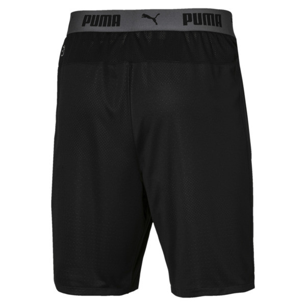 ftblNXT Herren Graphic Trainingsshorts, Puma Black, large