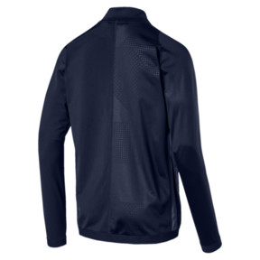 Thumbnail 3 of ftblNXT Zip-Up Men's Track Jacket, Peacoat, medium