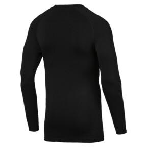 Thumbnail 4 of ftblNXT Long Sleeve Men's Baselayer, Puma Black, medium