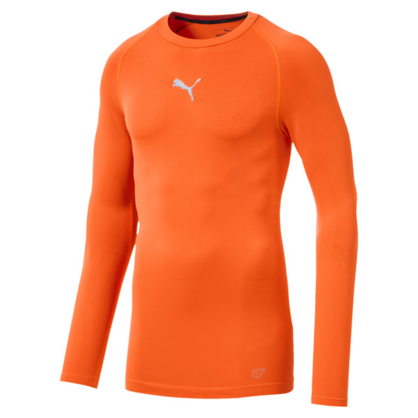 ftblNXT Long Sleeve Men's Baselayer, 02, large