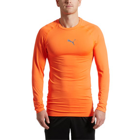 Thumbnail 2 of ftblNXT Long Sleeve Men's Baselayer, 02, medium