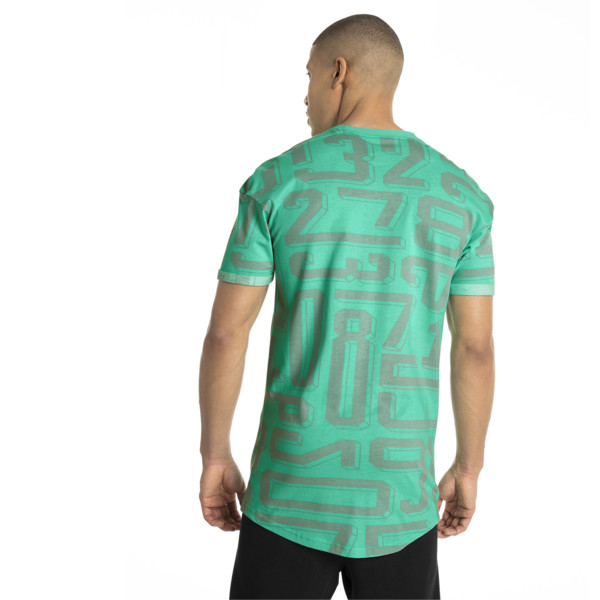 FTBLNXT カジュアル グラフィック TEE, Biscay Green, large-JPN