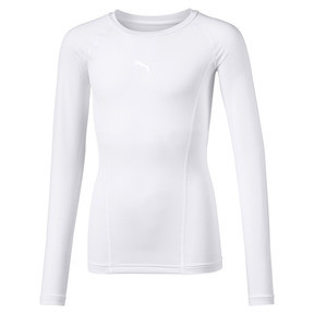 LIGA Baselayer Long Sleeve Kids' Tee
