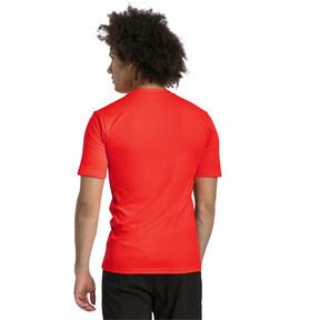 Thumbnail 2 of ftblPLAY Men's Graphic Shirt, Red Blast-Puma Black, medium