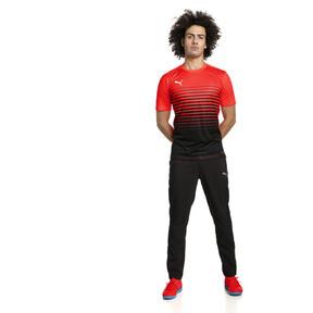 Thumbnail 3 of ftblPLAY Men's Graphic Shirt, Red Blast-Puma Black, medium