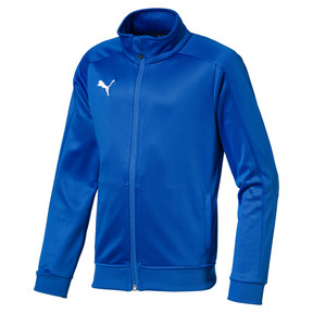 Thumbnail 1 of Blouson d'entraînement de football LIGA Casuals pour enfant, Electric Blue Lemonade, medium