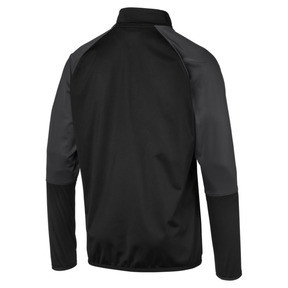 Thumbnail 5 of CUP Training Poly Core Herren Fußball Trainingsjacke, Puma Black-Asphalt, medium