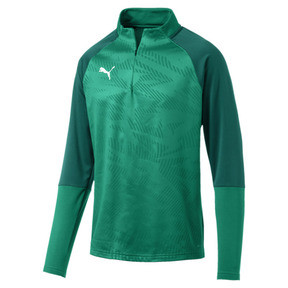 Thumbnail 1 of Sweat de football CUP Training Core pour homme, Pepper Green-Alpine Green, medium