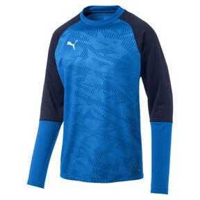 Thumbnail 1 of Sweat de football CUP Training Core pour homme, Electr Blue Lemonade-Peacoat, medium