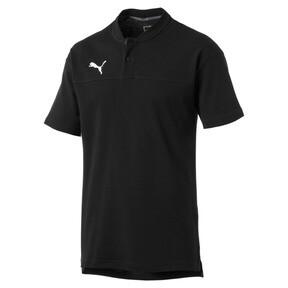 Thumbnail 4 of CUP Casuals Men's Polo, Puma Black-whisper white, medium