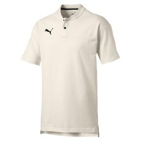 Miniaturka 4 Koszulka polo CUP Casuals, Whisper White-PUMA Black, średnie