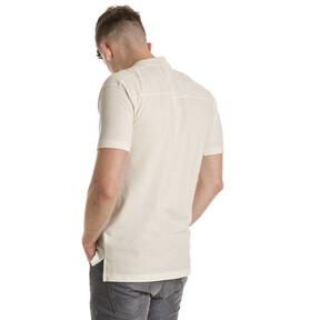 Miniaturka 2 Koszulka polo CUP Casuals, Whisper White-PUMA Black, średnie